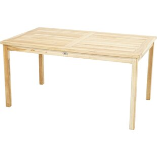 Rockford Teak Dining Table By Sol 72 Outdoor