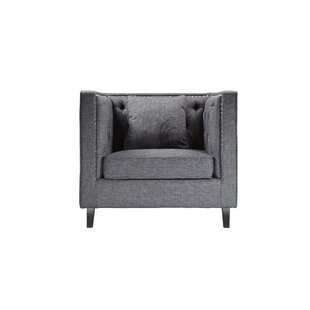 Isolde Armchair by House of Hampton Modern