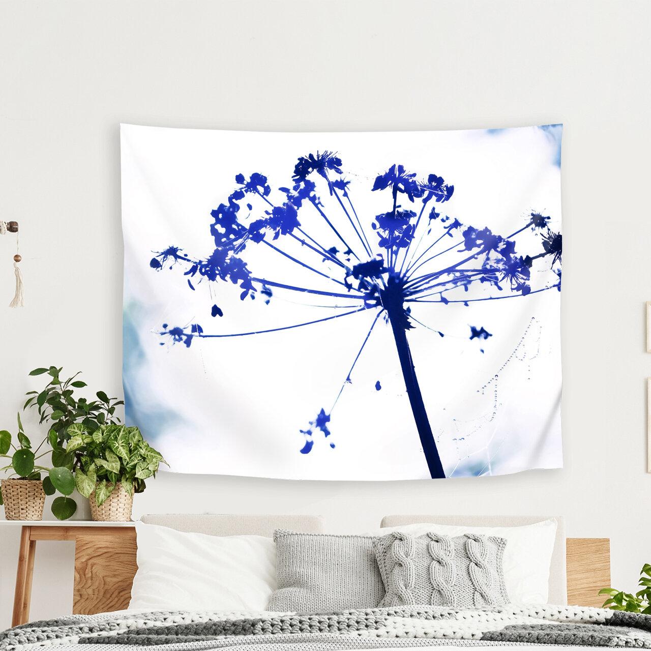 East Urban Home Mirja Paljakka For Winter Tapestry Wayfair