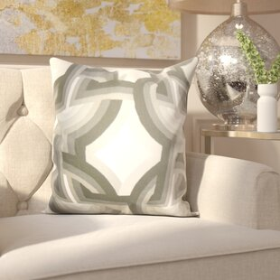 Westerlo 100% Cotton Throw Pillow by Mercer41 #1