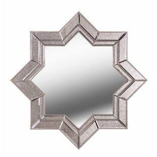 House of Hampton Vess Accent Mirror