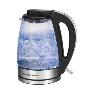 1.8 Qt. Glass Electric Kettle