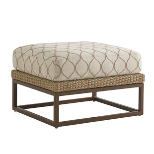 Tommy Bahama Outdoor Aviano Ottoman with ..