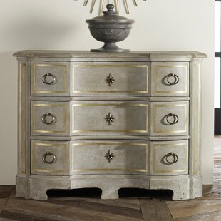 Venetian 3 Drawer Chest by Modern History Home