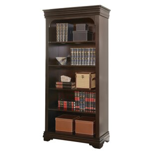 Reviews Lou Standard Bookcase by Darby Home Co