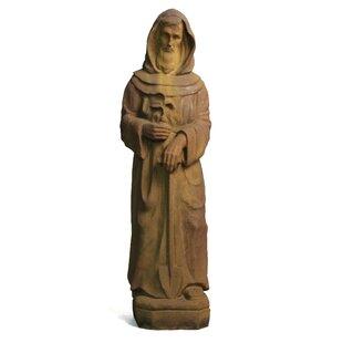 OrlandiStatuary Religious Saint Fiacre Statue