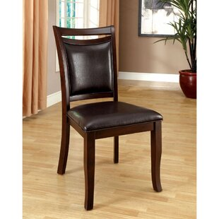 Keenley Transitional Dining Chair (Set of 2) Red Barrel Studio