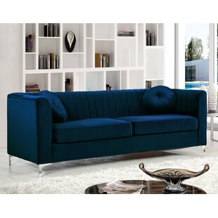 Willa Arlo Interiors Herbert Chesterfield Sofa