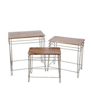 Zena 3 Piece Nesting Tables
