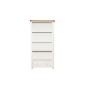 Isabella Bookcase By August Grove