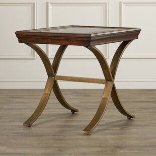 Heyworth End Table by Darb..