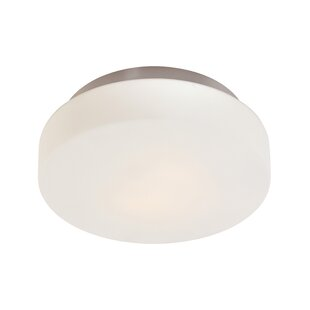 Latitude Run Ordonez 3-Light Flush Mount