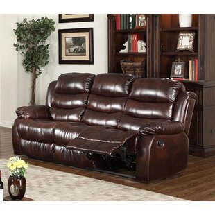 Winston Porter Swan Hill Reclining Sofa