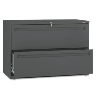 Brigade 700 Series 2-Drawer Lateral Filing Cabinet by HON