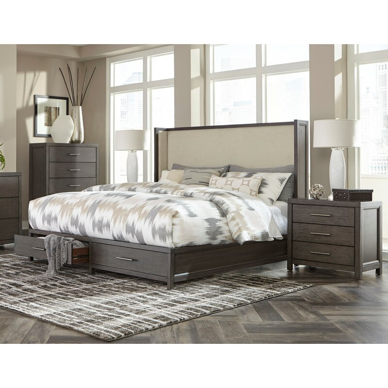 Genial Easthampton Queen Upholstered Storage Panel Bed