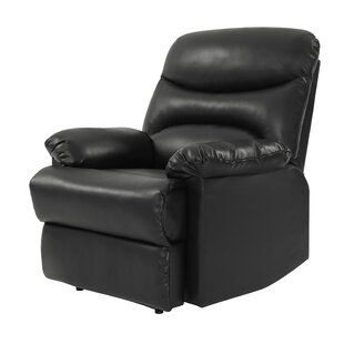Faux Leather Recliners Youu0027ll Love | Wayfair