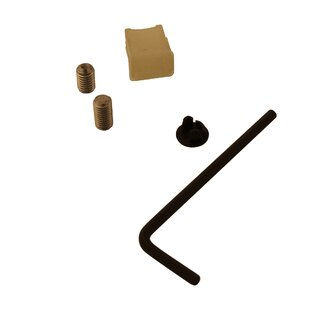 American Standard Button and Screw Set