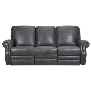 Order Aspasia Reclining Sofa by Red Barrel Studio Reviews (2019) & Buyer's Guide