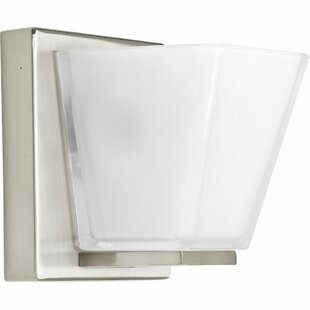 Streaming 1 Light Bath Sconce by Progress Lighting