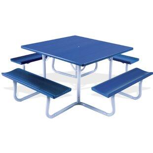Southern Aluminum Southern Piknik Picnic Table