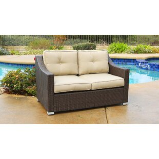 Suai Loveseat with Cushions