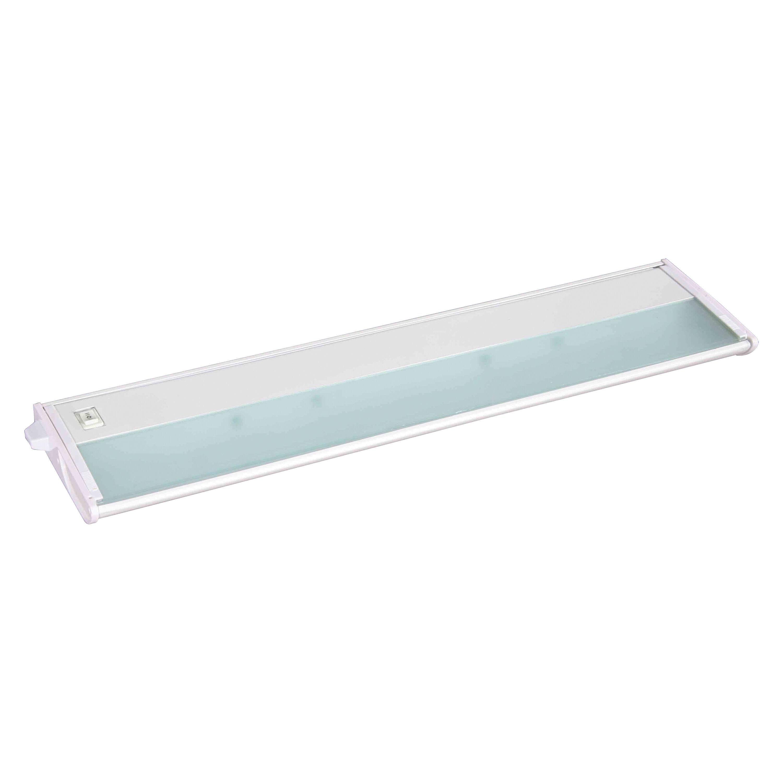 Maxim Lighting Countermax Mx X120c 21 Xenon Under Cabinet Bar Light Wayfair
