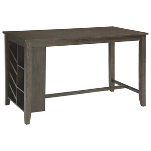 Chapdelaine Pub Table by Gracie Oaks