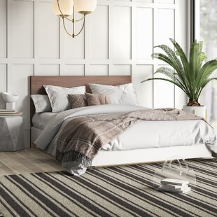 Affordable Price Masson Platform Bed by Mercury Row Reviews (2019) & Buyer's Guide