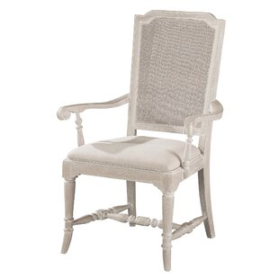 Ally Cane Upholstered Dining Chair