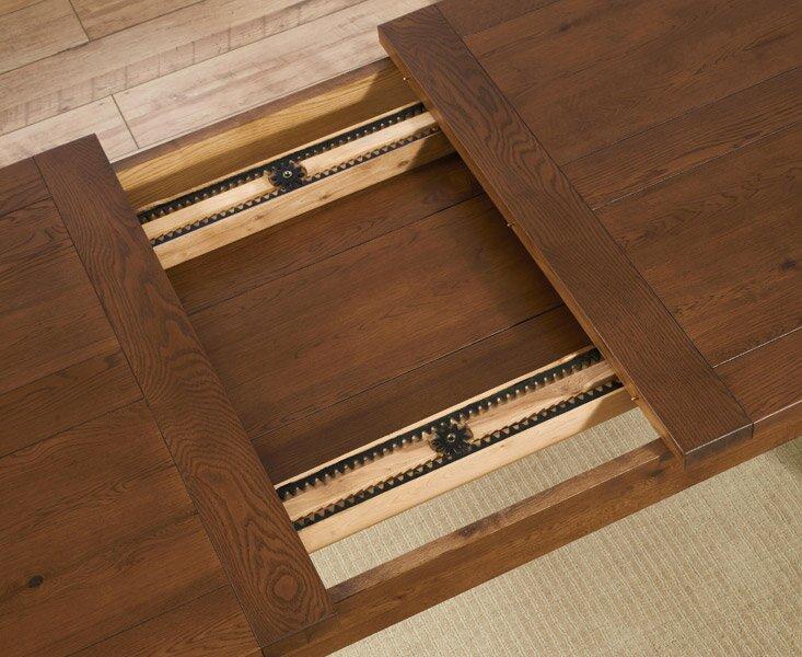 marlow home co essgruppe pipers mit ausziehbarem tisch und 6 st hlen bewertungen. Black Bedroom Furniture Sets. Home Design Ideas