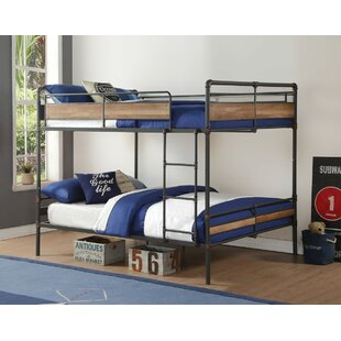Read Reviews Edelen Bunk Bed by Harriet Bee Reviews (2019) & Buyer's Guide
