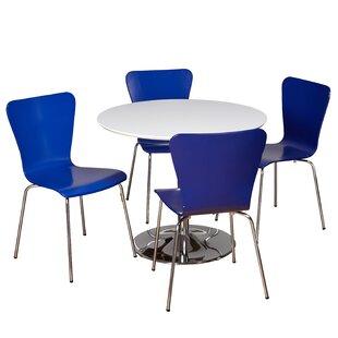 Theotis 5 Piece Dining Set