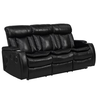 Wysocki Smart Tech Bluetooth Power Reclining Sofa