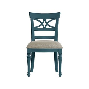 Coastal Living Retreat Sea Watch Solid Wood Dining Chair