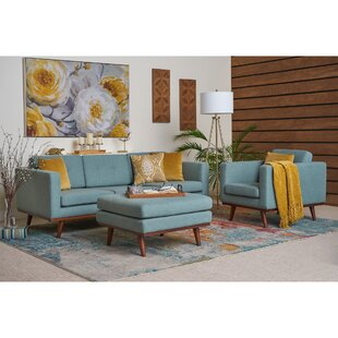 George Oliver Eye 3 Piece Living Room Set