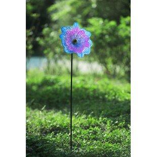 Gl Flower Garden Stake