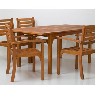 Erbe 7 Piece Dining Set