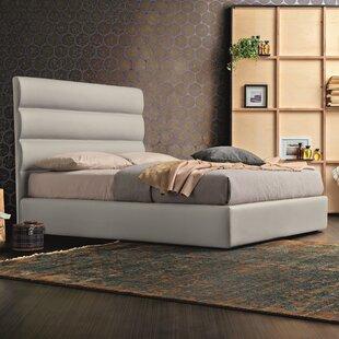 Read Reviews Neddra Upholstered Platform Bed by Orren Ellis Reviews (2019) & Buyer's Guide