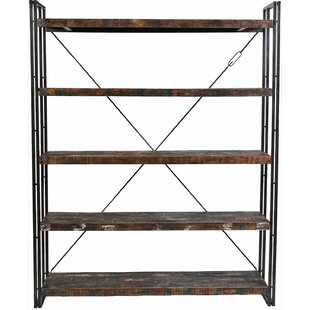 Marguerite Etagere Bookcase by 17 Stories Best #1