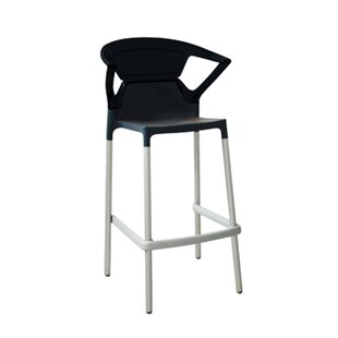 Ego-K Patio Bar Stool (Set of 4) by Papatya