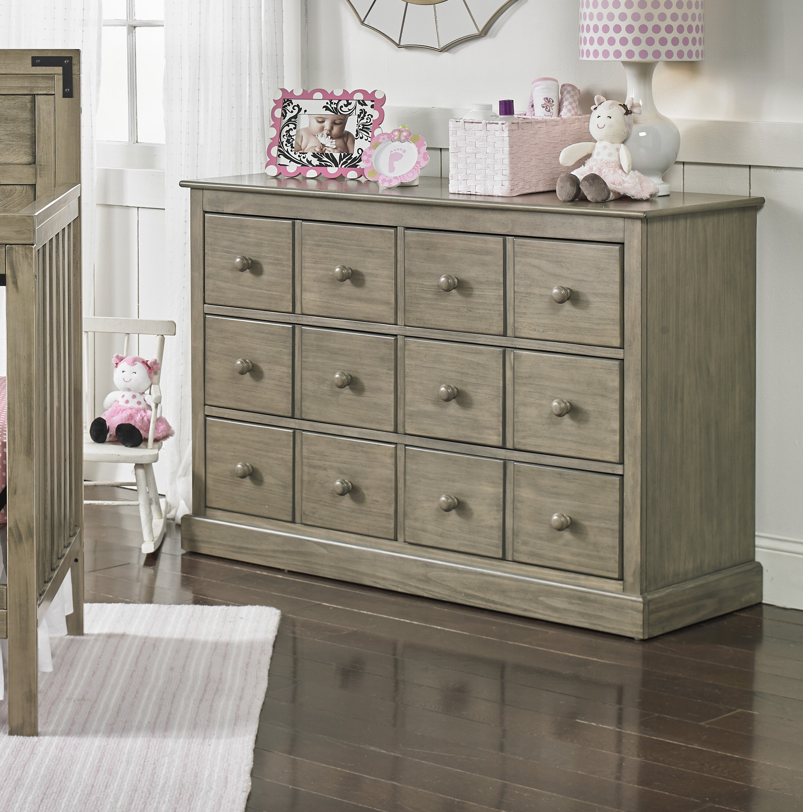 Signature Rta Changing Table Dresser