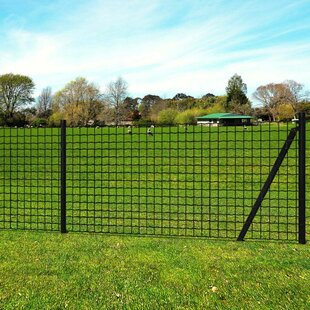Mindenmines 25m X 1m Mesh Fence Set By Sol 72 Outdoor