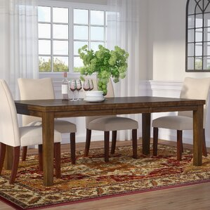 Dining Room Table Extendable rustic & farmhouse tables you'll love | wayfair