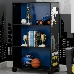 Reviews DC Comics Batman Deluxe 37.5 Bookcase by Delta Children Reviews (2019) & Buyer's Guide