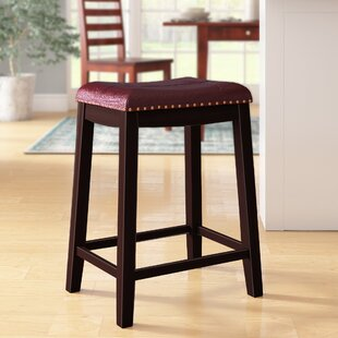 Deals Mikhail 24 Bar Stool by Andover Mills Reviews (2019) & Buyer's Guide