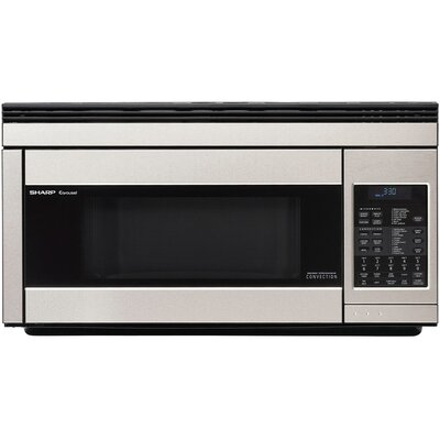30 1.1 cu.ft. Over-the-Range Microwave Sharp