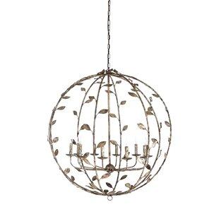 Wildwood Charlotte 10-Light Globe Chandel..