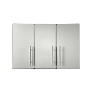 23.6 H x 35.4 W x 14 D Partitioned Wall Cabinet by Ulti-MATE