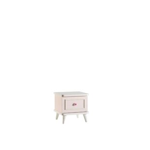 Aislinn 1 Drawer Nightstand by Zoomie Kids