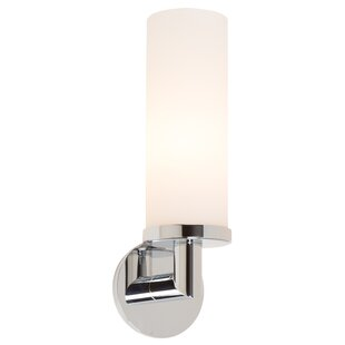Kubic 1-Light Armed Sconce by ..